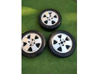 Ford Fiesta Alloy Wheels sold Individually in West London Area