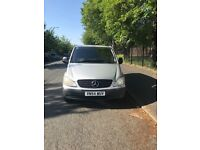 Mercedes Vito 9 seats low mileage