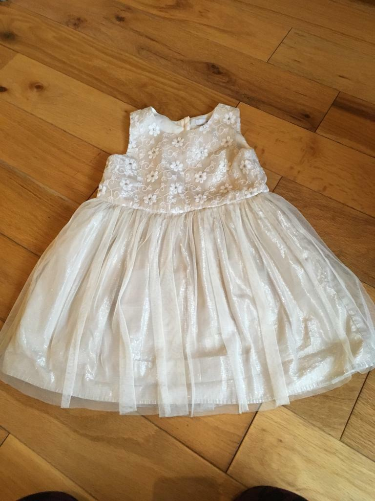 Girls Party Dress Age 2-3