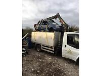 Wills Scrap metal recycling & waste collections