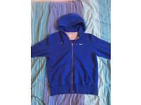 Nike Hoodie - Blue (M)