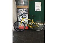 GT Palomar Yellow mountain bike