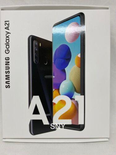 SAMSUNG GALAXY  A21 4G - 32GB - Black (Unlocked) (Single SIM)