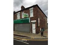SHOP TO RENT IN BIRTLEY ON DURHAM ROAD 1500SQFT