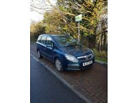 1st see will buy! 7 seater zafira!2007 ..mot march 18!