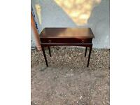 Stag Minstrel single drawer table * free furniture delivery *
