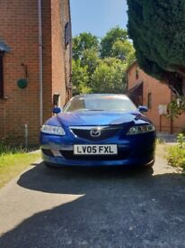Mazda 6...(3rd owner) !!!640 £ , the car work verry nice