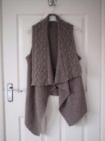 Knit Cardigan Size S UK