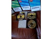 Old operating system discs