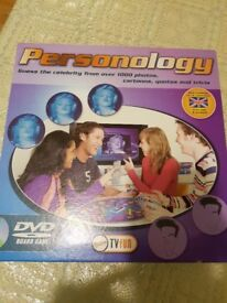 Personality board game