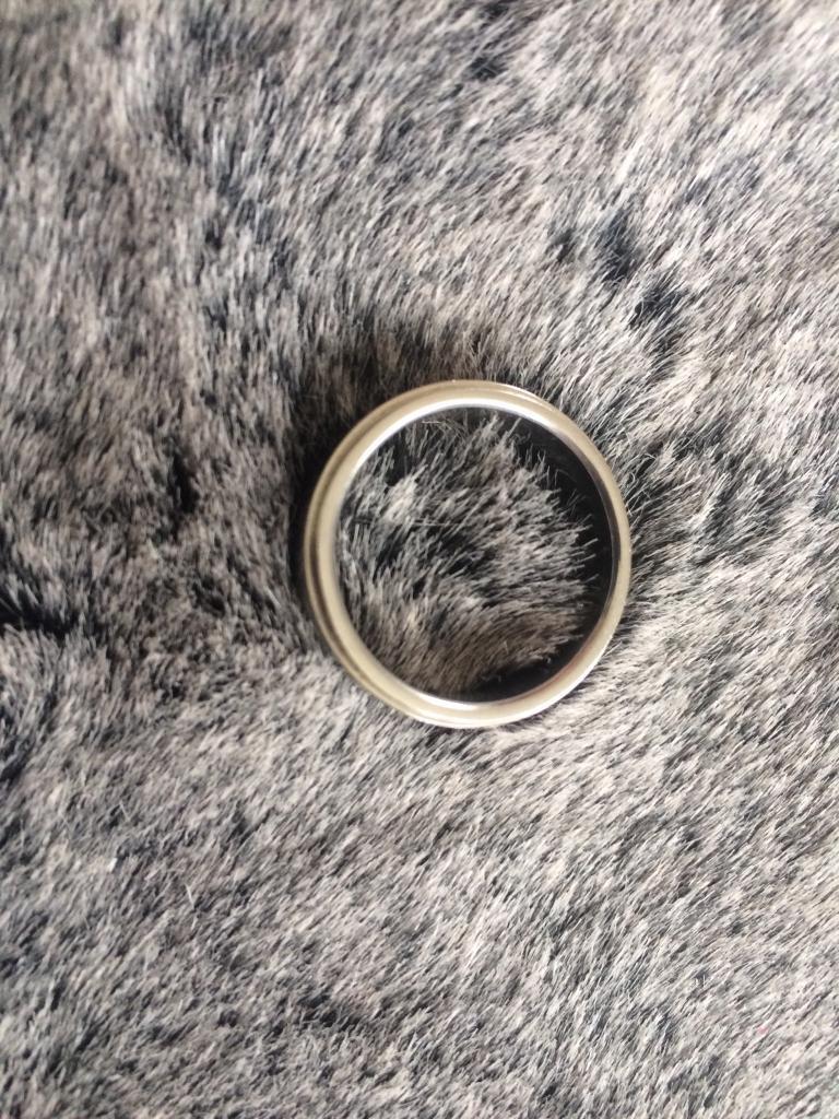 Spinning ARMANI ring