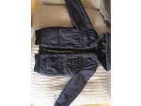 Boys 5-6 mckenzie coat in good condition selling as to small