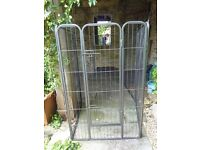 2 Large Heavy Duty Puppy Play Pens/Whelping Pens - by Doggy Style