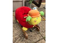 Mama's and Papa's Lotty Ladybird Rocker. Good condition,from a smoke/per free home.