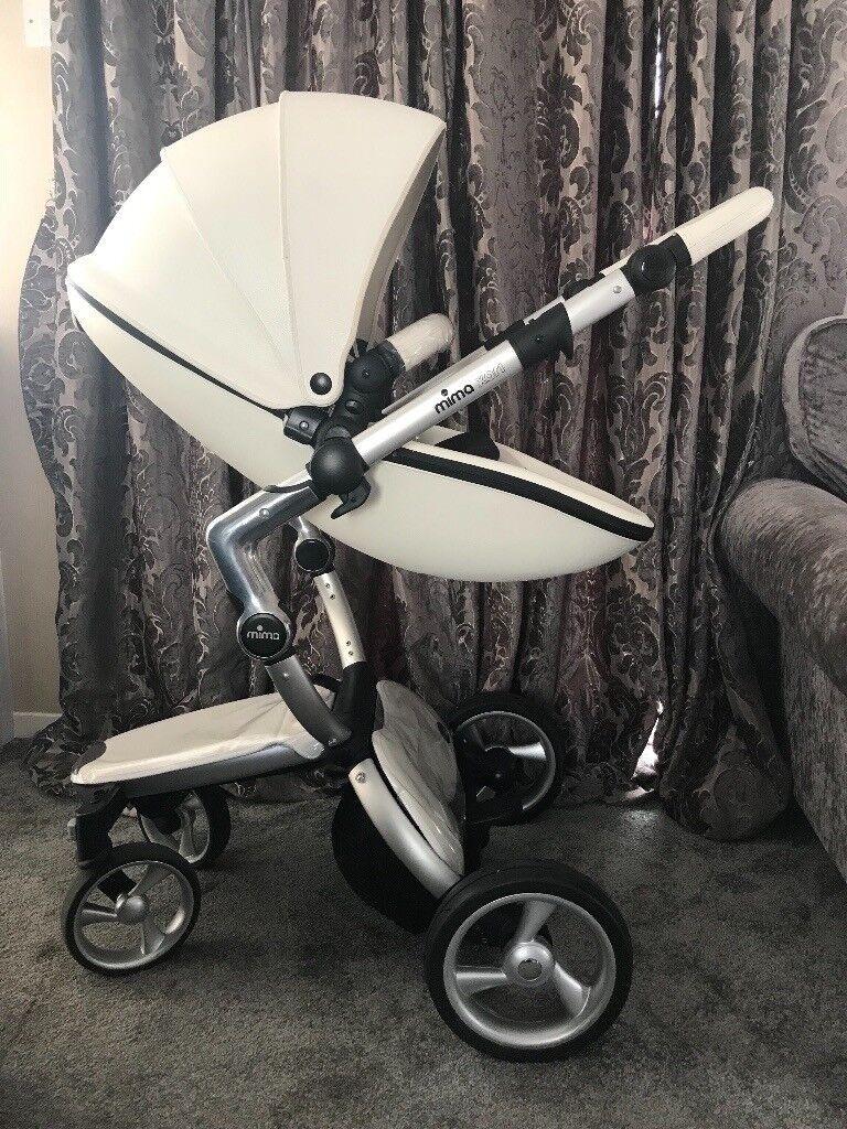 Mima Xari New Unused Baby Seat And Toddler