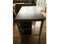 IKEA Stenstorp kitchen island - perfect condition