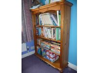 Bookcase - four shelves
