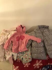 6-9mth girls clothes bundle