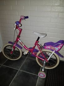 "Raleigh Daisy bike 14"""