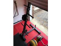 BodyMax weights stand