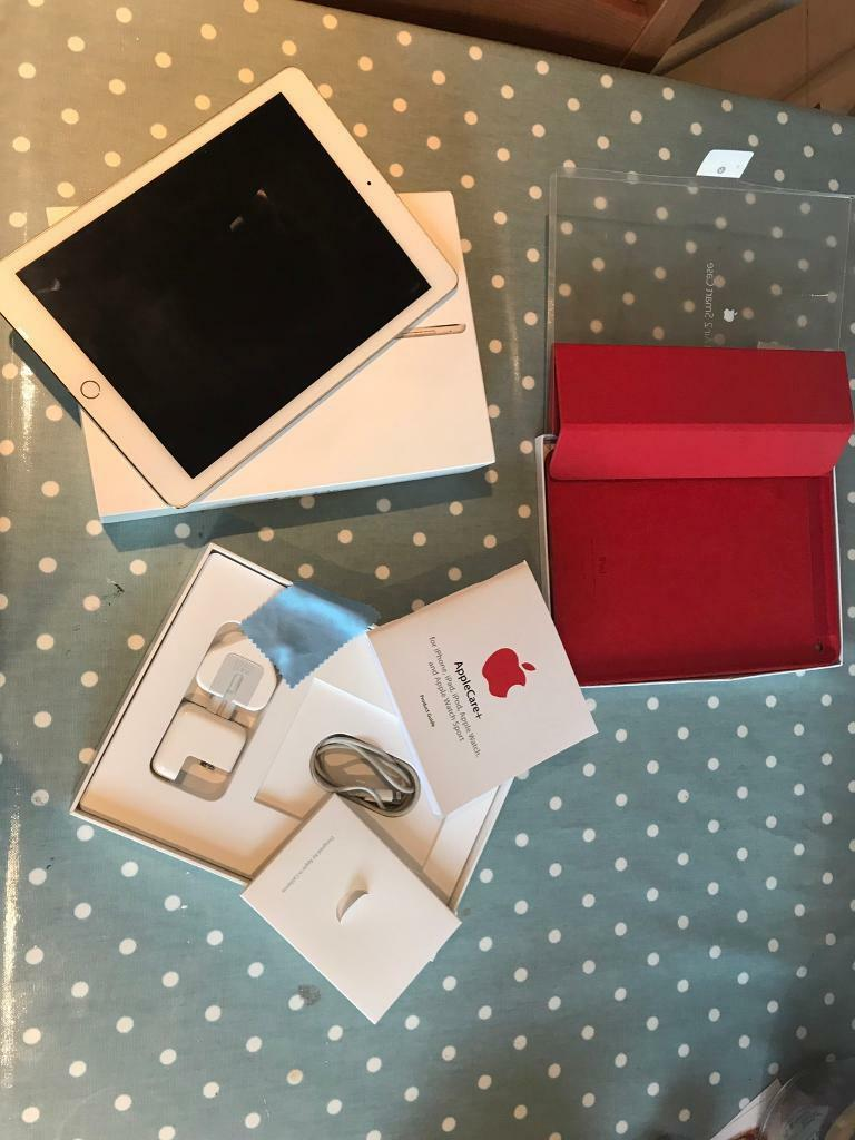 iPad Air 2 64gbin Ferndown, DorsetGumtree - iPad Air 2 64gb in gold Comes with iPad Air 2 smart case in red Original box with lightning to USB cable and USB power adapter There is a bend in the middle of the iPad near the bottom where the lightning port it which has caused a crack in the back...