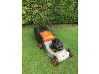 Flymo Quicksilver 46s Push lawnmower (serviced)