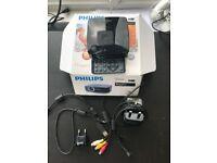 Philips Picopix Pocket Projector Model PPX2480