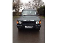 Land Rover discovery TD5 gs model auto