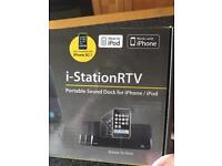 I station RTV sound dock