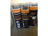 Wickes Thermal Insualtion Roll 5 Full rolls