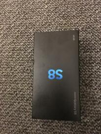 Brand New sealed Samsung Galaxy S8 Unlocked