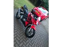 Cbr 125 Honda CBr 125cc