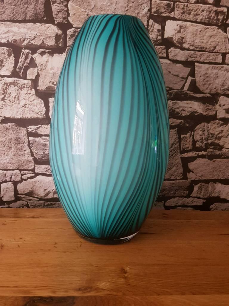 Next large teal vase in abercynon rhondda cynon taf gumtree next large teal vase reviewsmspy