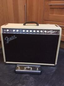 Fender Supersonic 22, 1x12 all valve combo, as new condition