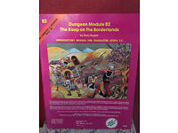 The Keep on the Borderlands - Dungeons and Dragons Basic Module B2