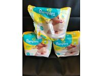 Nappies Pampers micro