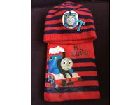 Thomas scarf and hat set