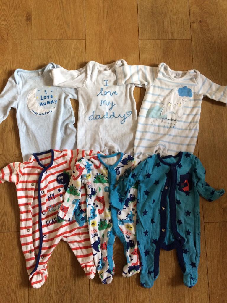 Boys newborn clothes