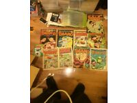 Beano and dandy comics bundle