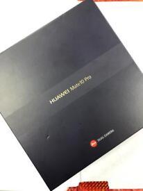 Huawei Mate 10 pro unlocked sim free