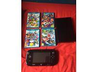 Nintendo Wii U Console + 13 games