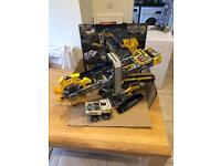 Lego Technic Model 42055 - Bucket Wheel Excavator
