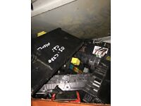 MERCEDES FRONT AND BACK FUSE BOX AVALIABLE