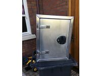 New Stainless steel toolbox for lorry -£300