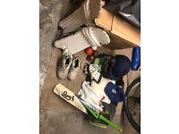 Junior Cricket Gear