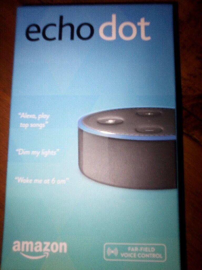 Amazon Echo Dot BNIB