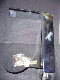 Chrome Noken ( Pocelanosa) bathroom tap.