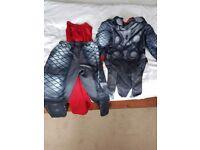 Thor costume 6-7 year