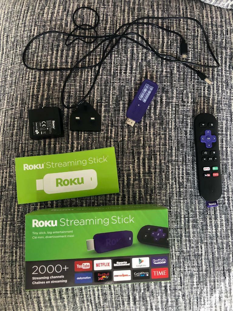ROKU Streaming Stick | in Cambridge, Cambridgeshire | Gumtree