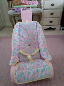 Doll's stroller (can be used for pet perhaps?)-excellent condition. Gillingham, Kent